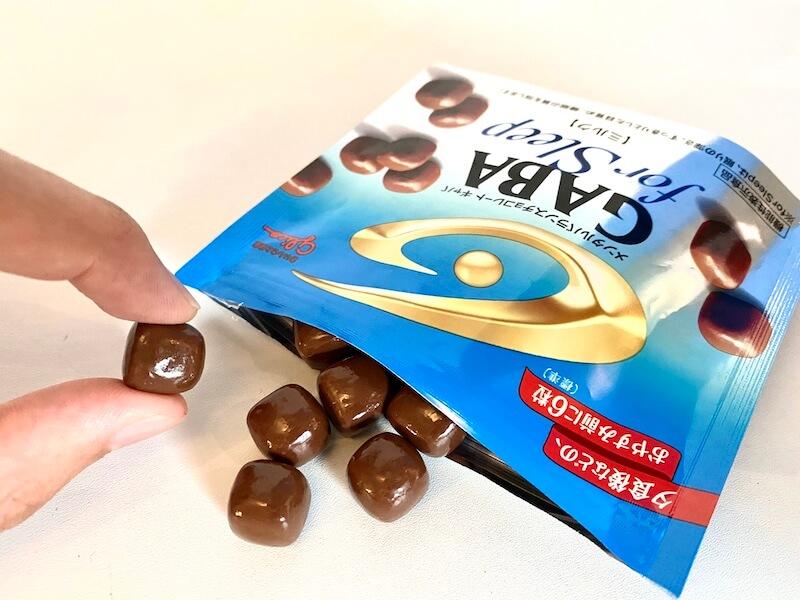 GABA チョコレート 味