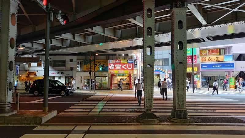 神田 喫煙所